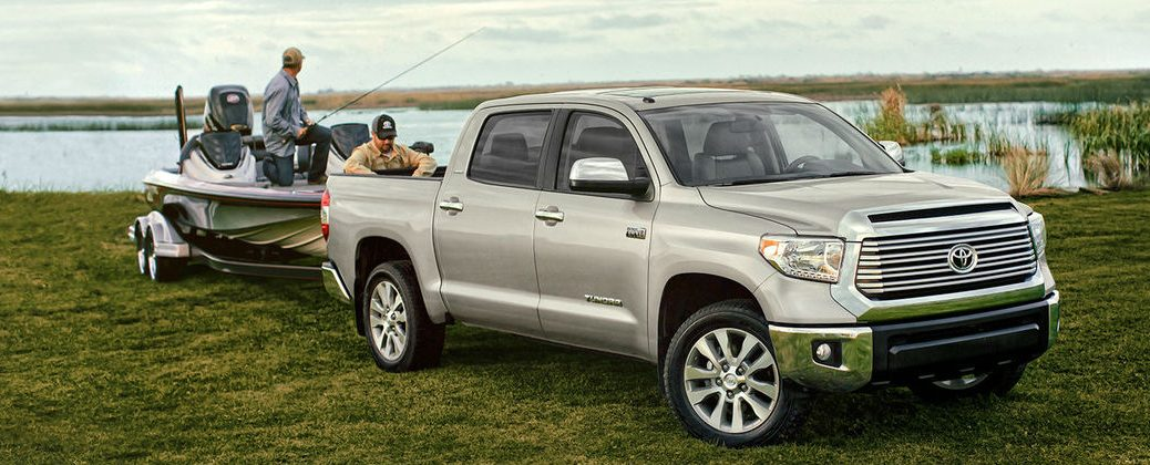 Toyota Tundra Towing Capacity >> How Much Can The 2016 Toyota Tundra Haul J Pauley Toyota