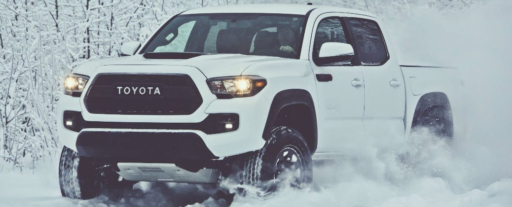 3e6e8af3186a 2017 Toyota Tacoma TRD Pro Release Date and Design at J. Pauley Toyota-Fort
