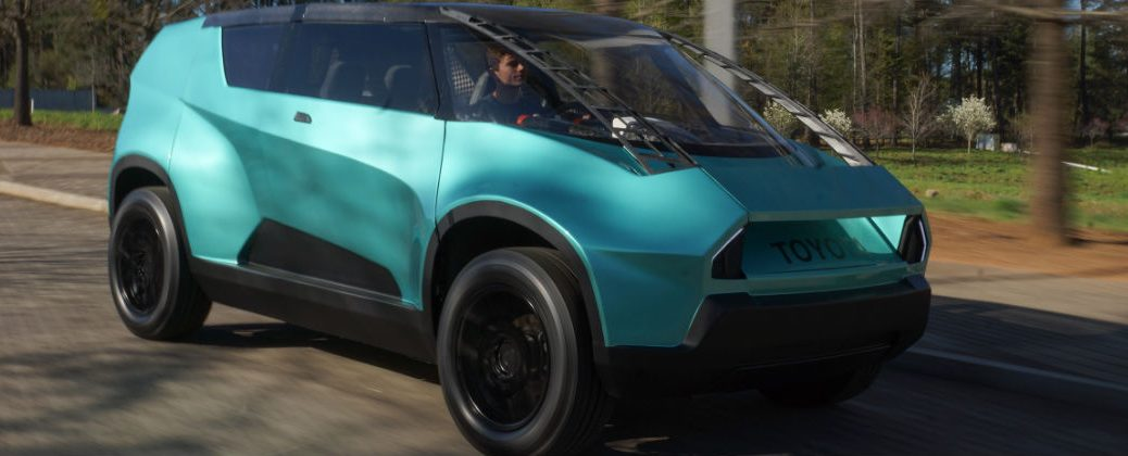 Toyota uBox Concept Front Exterior-J. Pauley Toyota-Fort Smith AR