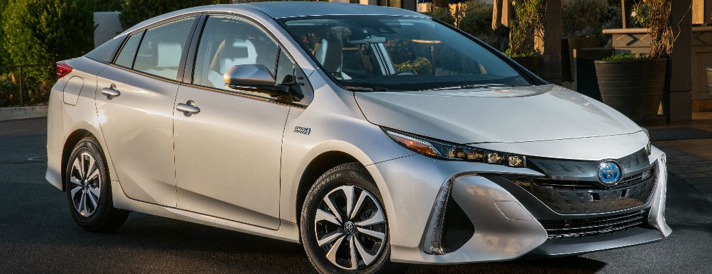 Toyota Releases Official 2017 Prius Prime Trim Levels And Prices