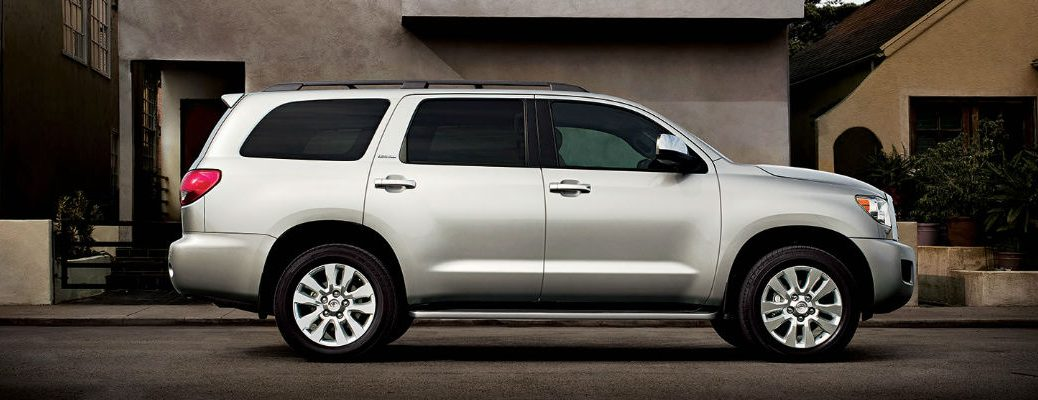 Power, Performance and Technology Highlight the 2017 Toyota Sequoia