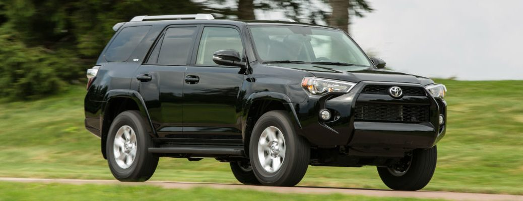2017 Toyota 4Runner >> What Is New For The 2017 Toyota 4runner J Pauley Toyota