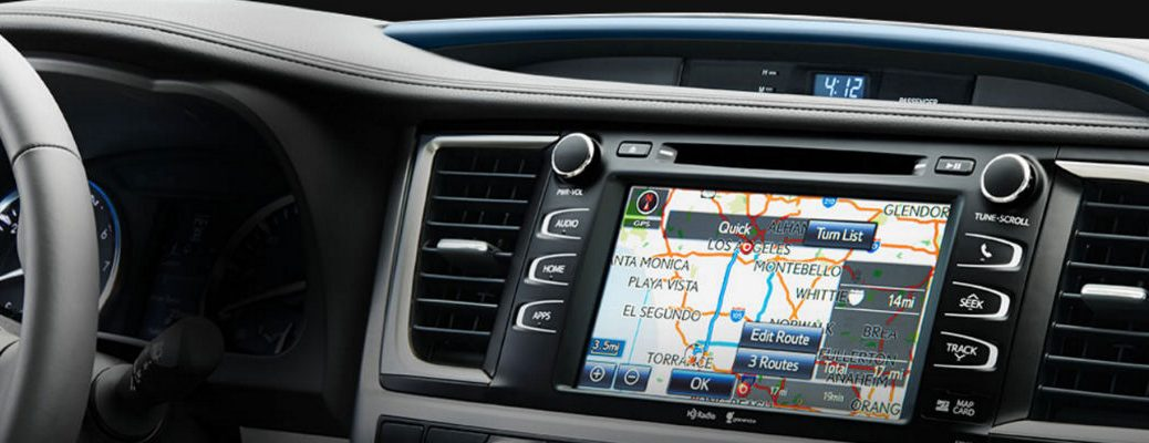 How To Use Toyota Entune Scout Gps Lications In Your Camry