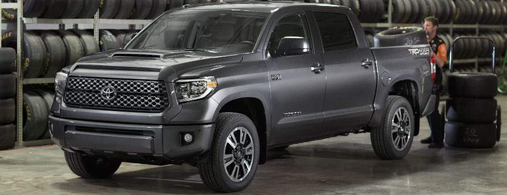What's New for the 2018 Toyota Tundra Half-Ton Pickup Truck