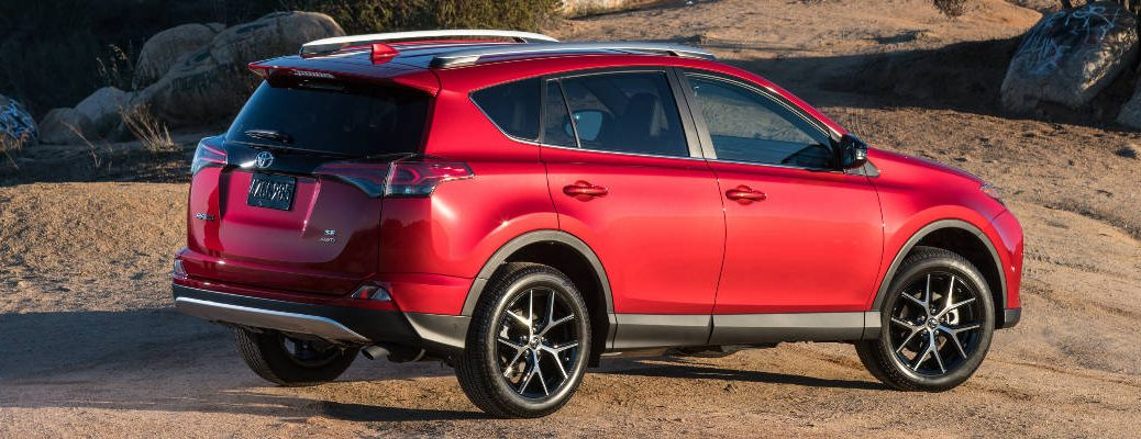How To Guide The Toyota Rav4 And Highlander Liftgate Feature
