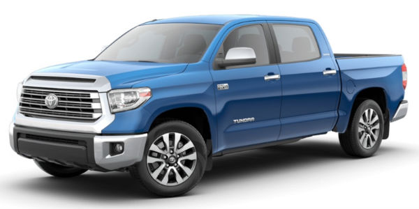 9c61f796bb4e New Toyota Tundra Adds Exterior Color Options to Go with TRD Sport ...