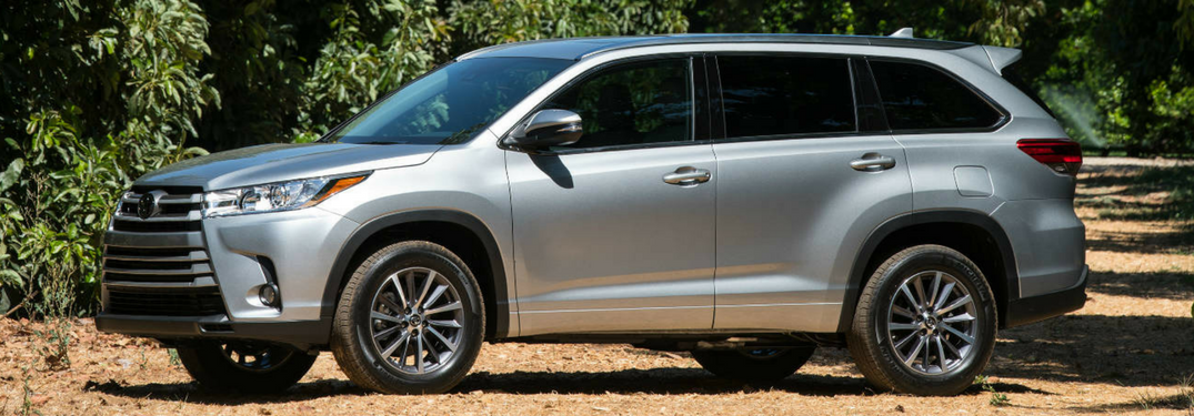 Toyota S Newest Mid Size Suv Offers Features Safety J Pauley Toyota