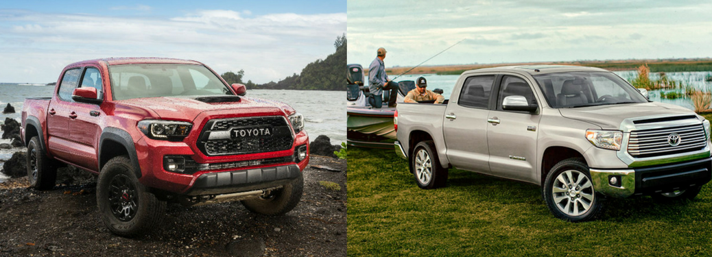 Which truck models does Toyota produce? « J. Pauley Toyota
