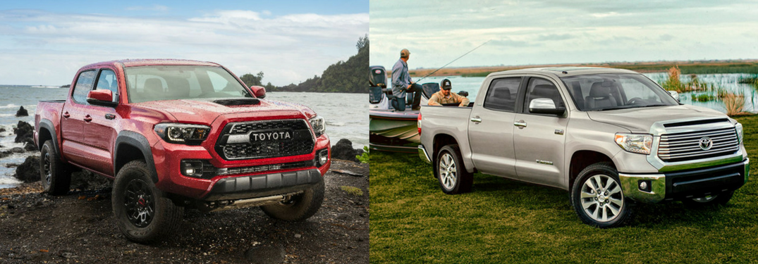 Which Truck Models Does Toyota Produce J Pauley Toyota