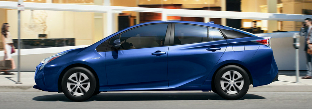 Check out these updates to the Prius