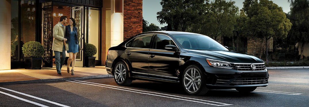 What Are The Colors Of The 2019 Volkswagen Passat