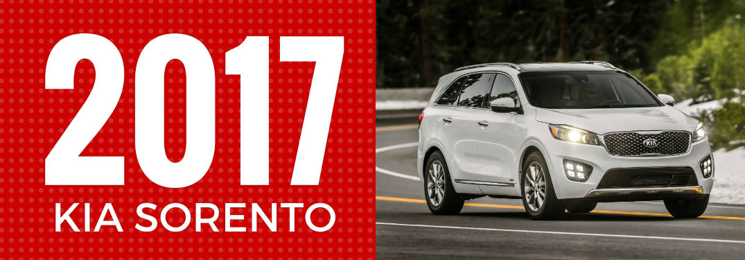 What is the sale price for the 2017 Sorento?