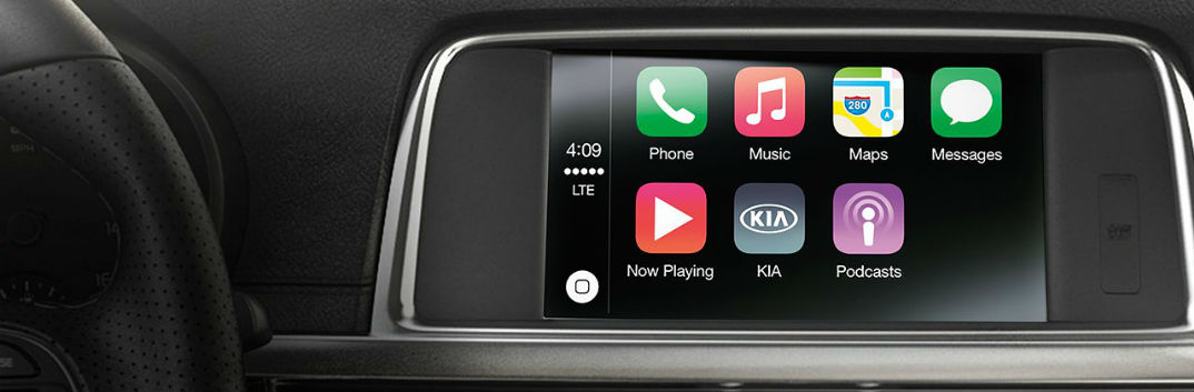 What eServices Tech Does the 2017 Kia Optima Offer?