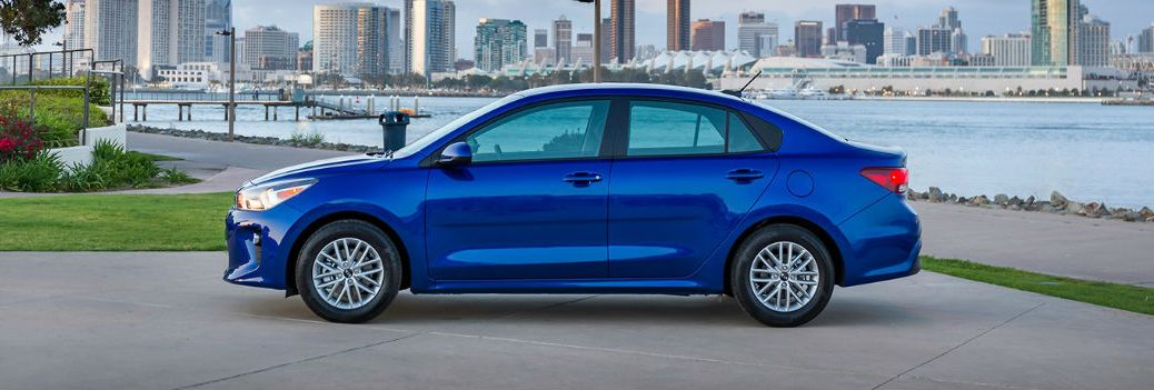 2018 Kia Rio features specs and release details