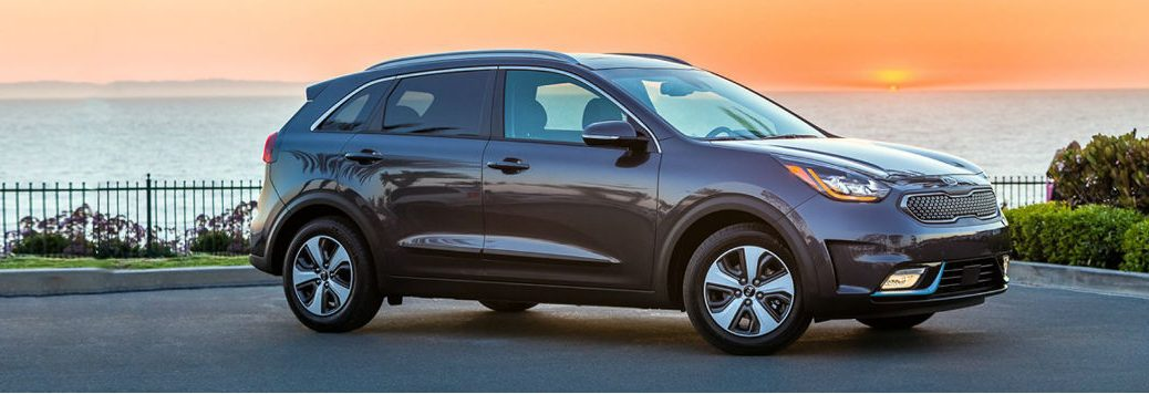 2018 Kia Niro Plug-In Hybrid release details features and specs
