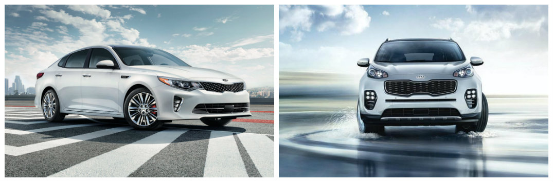 Which Kia Models Have Daytime Running Lights?
