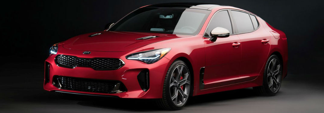 Top safety rating of 2018 Kia Stinger comes from long list of innovative technologies and standard features