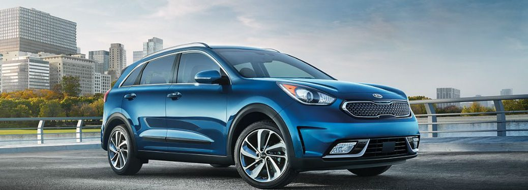 2018 Kia Niro side profile