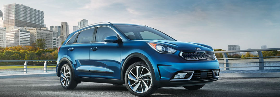 Top safety rating of 2018 Kia Niro comes from long list of high-tech safety features