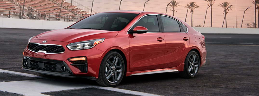 Recommended Tire Pressure For The 2019 Kia Forte Frank Boucher
