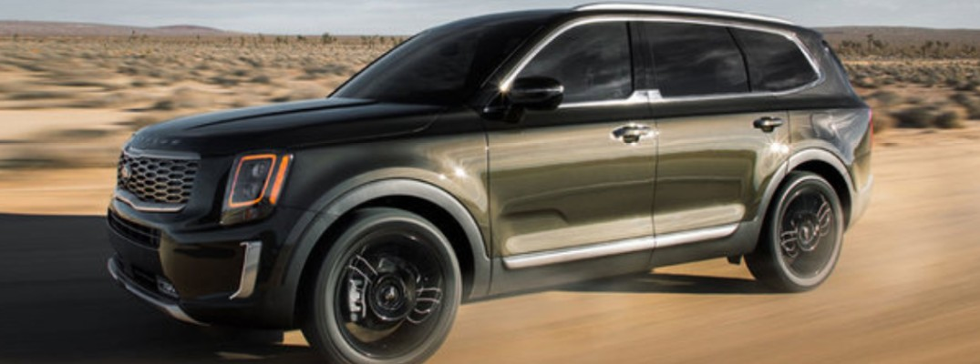 What's new with the 2020 Kia Telluride?