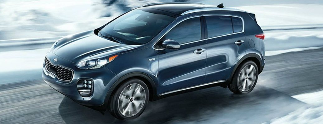 How Much Can Be D Inside The 2019 Kia Sportage