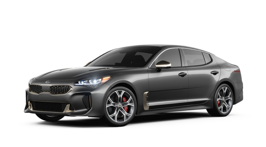 2019 Kia Stinger in Panthera Metal