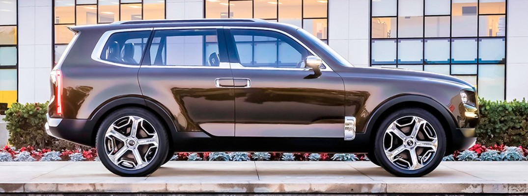 How much can you store inside the 2020 Kia Telluride?