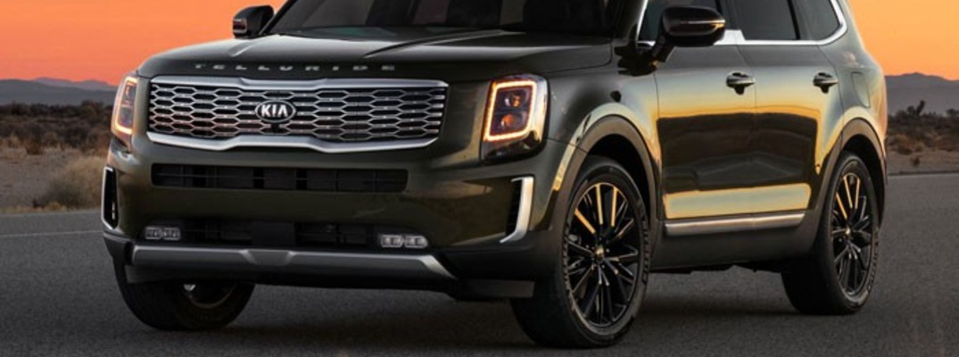 Recommended oil type for the 2020 Kia Telluride