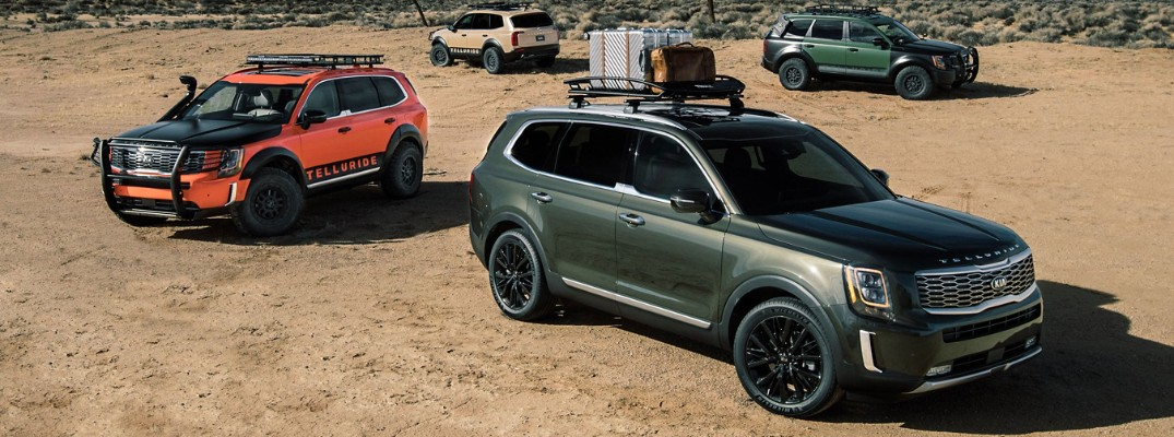 Safety Features Available on the 2020 Kia Telluride