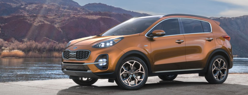 What type of oil should be inside the 2020 Kia Sportage?