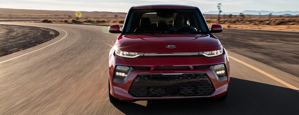 How much can you store inside the 2020 Kia Soul?