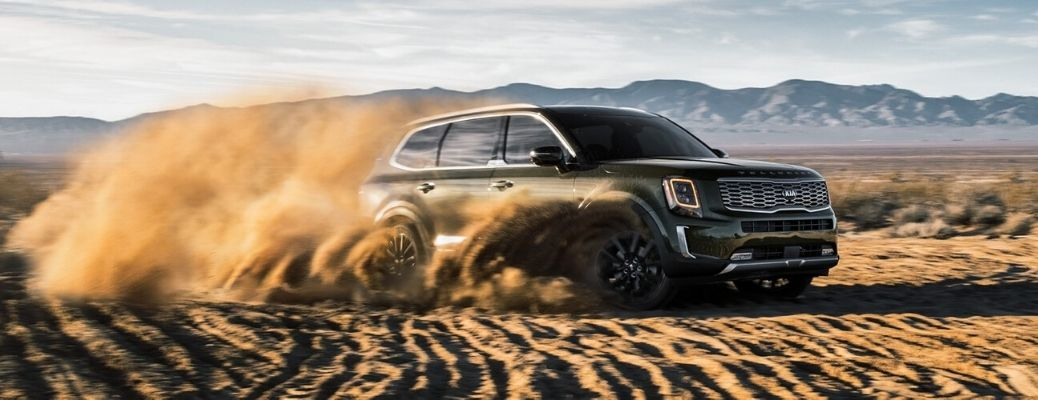 "Did You Know That the 2020 Kia Telluride Won the ""Triple Crown"" of Automotive Industry Awards?"