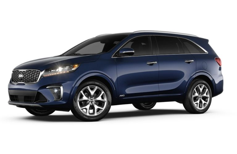 What Color Options are Available for the 2020 Kia Sorento?