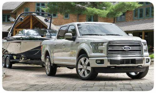 Ford Towing Capacity