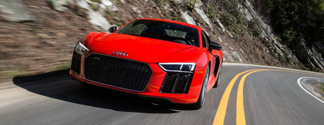2017 Audi R8 Coupe