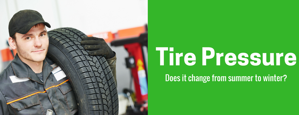 Does Tire Pressure Change from Summer to Winter?_b