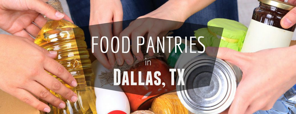 Food Pantries Dallas TX