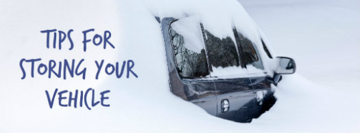 Tips for storing vehicles in winter read more