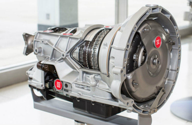 nine-speed automatic transmission from Ford available in the 2017 Ford F-150