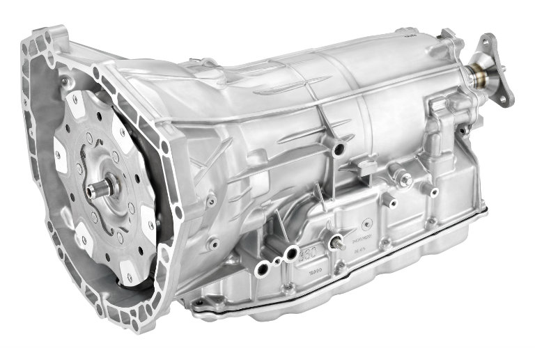 sketch of the transmission of the 2016 Cadillac CT6