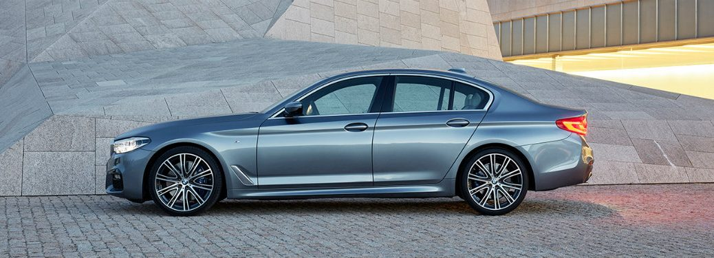 2017 BMW 5 Series New Chassis and Safety Features