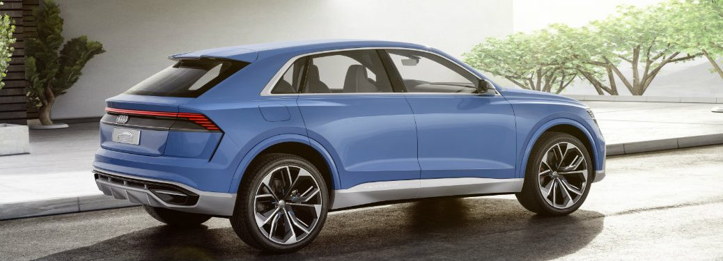 Does Audi Have a Full-Size SUV?