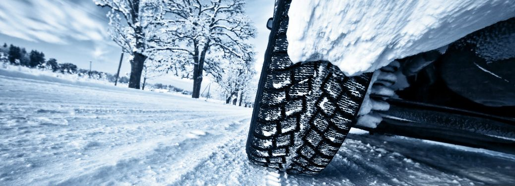 Summer vs Winter vs All-Season Tires