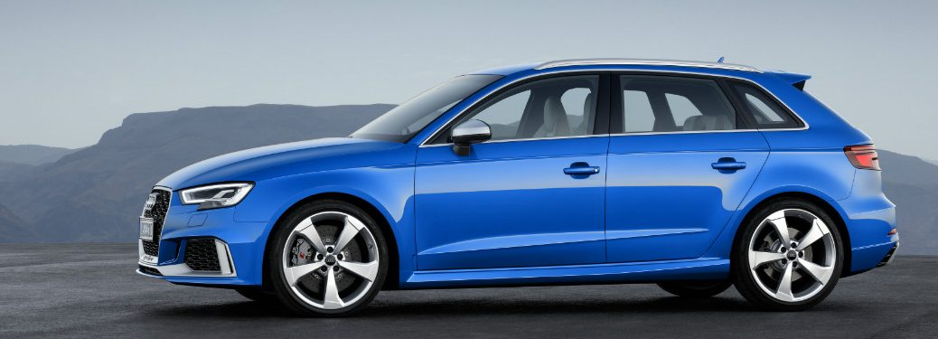 2018 Audi RS 3 Sportback Release Date and Engine Specs