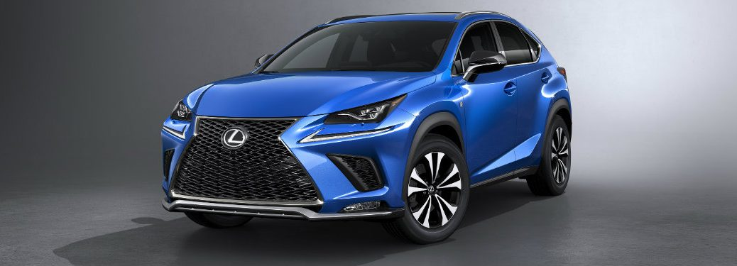 What's New on the 2018 Lexus NX?