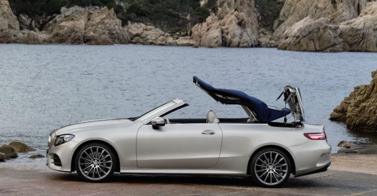 Learn About the New E-Class Cabriolet Soft Top « Certified