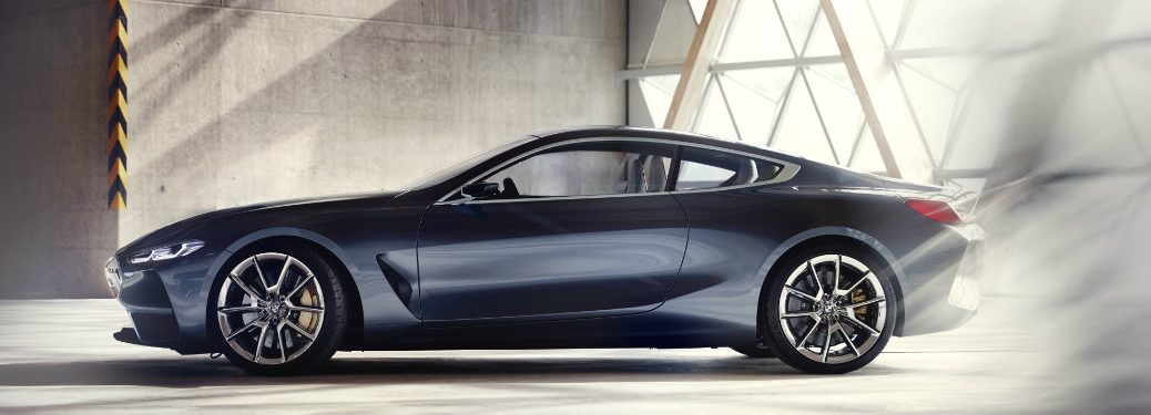 2018 BMW 8 Series Release Date
