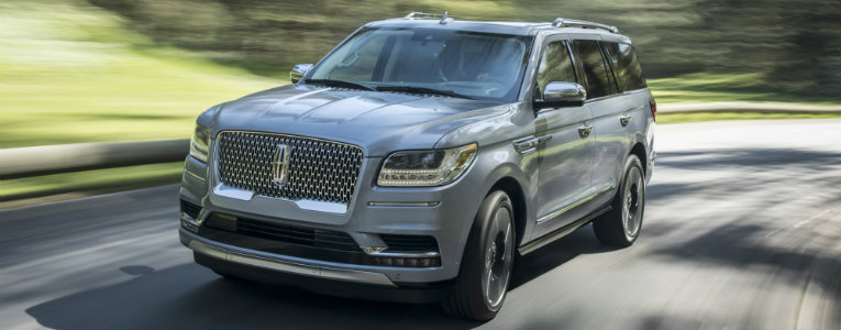 The all-new 2018 Lincoln Navigator