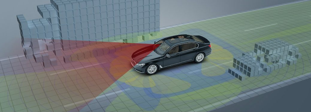 How do driver assistance safety features work?